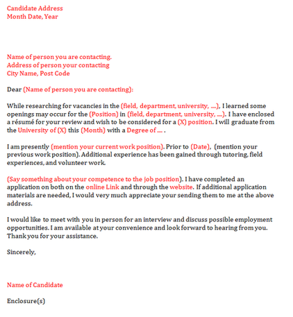 How To Write Cover Letter For Postdoc Position In Psychology